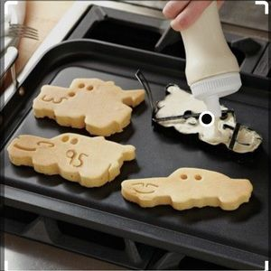 Williams Sonoma Disney Cars Pancake Molds